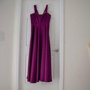 Xscape Double-Strap Evening Gown Size 14